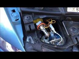 bmw 2009 e93 daytime running light l drl bulb replacement
