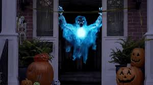 Motion Sensor Halloween Decorations by The 12 Craziest Ways To Decorate A House For Halloween Gizmodo