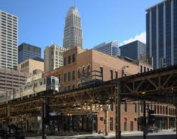 The Surviving Post Fire Buildings in Chicago s Loop