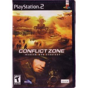 Conflict Zone: Modern War Strategy - PlayStation 2