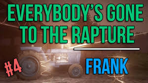 EVERYBODY'S GONE TO THE RAPTURE (#4) Frank - YouTube Franks Automotive Repair History In Tulare Ca Iowa 80 Truck Museum Car Failed Atewasabi Man Shot And Killed During Armed Robbery At Drivein Auto Opening Hours 10201 Springfield Rd Aylmer On Dumneazu Hot Dogs New Jersey Home Of The Brave White Semi On Highway In Springtime Stock Image Tractor Trailer Wash Detailing Custom Chrome Texarkana Ar Sir 65 Photos 15 Reviews Restaurant Whitwood Stop 2015 10 04 Hd Youtube Get Me More Uber Design Medium Senica Towing Heavy Duty Recovery Lasalle Patties Facebook