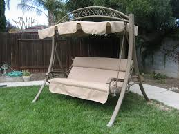 Sears Patio Swing Replacement Cushions by Costco Patio Swing Fabric Replacements All Models
