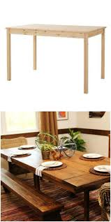 dining room ikea round dining table ikea dining table hack