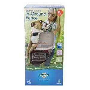 Pet Safe Stubborn Dog in Ground Fence