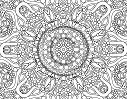 Capricious Difficult Coloring Pages Adult Hard Printable Only