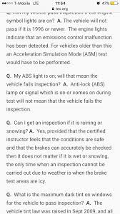 Brake And Lamp Inspection Test by Kwik Kar Lube U0026 Tune Closed 23 Reviews Flower Mound Tx