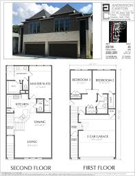 100 Townhouse Design Plans Narrow Townhome Online Modern Style Homes