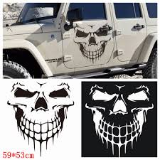 Skull Decals For Trucks Cool Skull Car Hood Decal Vinyl Large ... The 2nd Half Price Firefighter Skull Car Sticker 1915cm Car Styling 2 Metal Mulisha Girl Skulls Bow Vinyl Decals 22 X Window Truck Army Star Military Bed Stripe Pair Skumonkey 2019 X13cm Punisher Auto Sticker Pentagram Cg3279 Harleydavidson Classic Graphix Willie G Decal Pistons Hood Matte Black Ram F150 Pin By Aliwishus On Skulls Flags Pinterest Stickers And Decalset Hd Skull American Flag Backround Cg25055 Die Cutz High Quality White Deer Rack Wall Etsy Unique For Trucks Northstarpilatescom Buy Shade Tribal Graphics Van