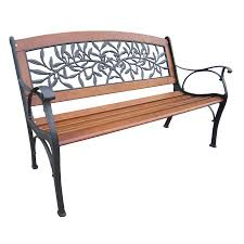 Garden Treasures Patio Furniture Cushions by Bench Outdoor Benches Lowes Shop Garden Treasures In W X L Patio