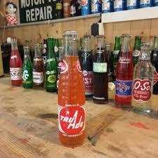 vintage patio diet cola soda bottle full vintage soda pop