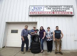 Built Rite Sheds Utah by Tires And Plenty More Keep Jack U0027s Rolling In Darlington