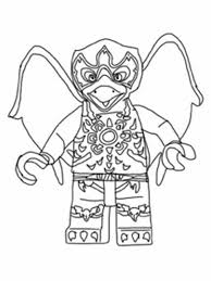 Picture Of Razar The Raven In Lego Chima Coloring Pages Batch