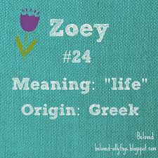 Z For Zoey Most Popular Girls Names By The Letter 2013 Baby