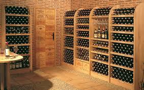 rangement bouteille dans cave monde du vin