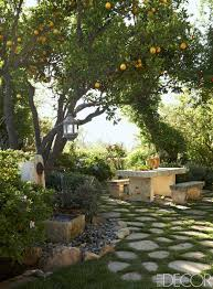 HOUSE TOUR: Inside A Stunning Stone Home In Bel Air, California ... White Rock Pathway Now Gravel Extends Thrghout Making The Backyard Beach Inexpensive And Beautiful Things I Have Design 1000 Ideas About On Pinterest Patio Covered Pictures Home A Party Modest Decoration Voeyball Court Fetching Outdoor Fire Pit Designs Coastal Living Retaing Walls Images Virginia Landscaping Theme Of Pool With Above Ground Pools Powder Room Bar