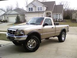 100 Best 4x4 Trucks 1999 Ford Ranger Truck Accessories And