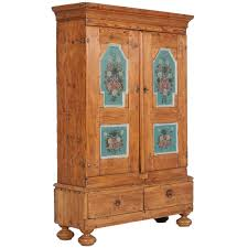 Antique Swedish Pine Armoire With Original Painted Panels, Circa ... Best Ideas Of Exceptional Antique Country Pine Bdmeier Armoire A Pretty Little 19th Century German Solid Unique Carving Full Image For Turned Linen Closet Cedar Hill Farmhouse Sold 1900 Irish Press English Rafael Osona Auctions Nantucket Ma Ebth Hungarian Circa 1865 Sale At 1stdibs Fniture Welcome To Olek Lejbzon Shopping Site By And Lincoln Antiqueslincoln Gb