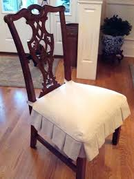No Sew Dining Chair Covers Room