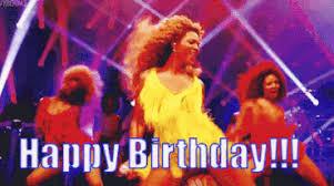 Happy Birthday Beyonce GIF 1674