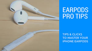 How to use your iPhone EarPods like a pro