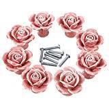 amazon com pink knobs cabinet hardware tools home improvement