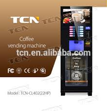 TCN Automatic Coffee Vending Machine For Sale