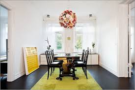 10 Funky Dining Room Lights Chandelier Awesome Chandeliers Contemporary Flower Table Chair
