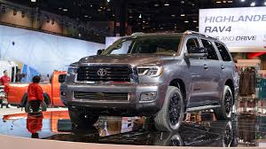 2018 Toyota Sequoia, Tundra TRD Sport Models Toughen Up New 2019 Toyota Sequoia Trd Sport In Lincolnwood Il Grossinger Limited 5tdjy5g15ks167107 Lithia Of 2018 Trd 20 Top Upcoming Cars Used Parts 2005 Sr5 47l Subway Truck 5tdby5gks166407 Odessa Wikipedia Canucks Trucks Is There A Way To Improve Mpg City Modified Stuff Pinterest Pricing Features Ratings And Reviews Edmunds First Look At The New Clermont Explore 2017 Performance Lease Deals Specials Greensburgpa