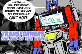 What If The Transformers Had ELDs? – Tandem Thoughts
