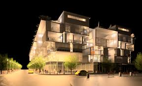 100 Contemporary Housing Autodesk Online Gallery