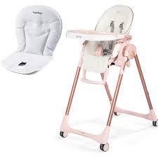 Amazon.com : Peg Perego Prima Pappa Zero 3 High Chair, Mon Amour ...
