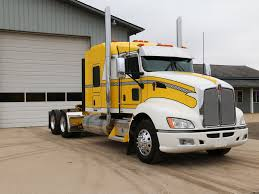 √ Truck Paper Kenworth T660, Wisconsin Carrier Adds Natural Gas ...