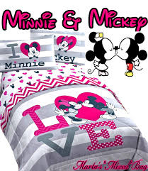 Minnie Mouse Bedding by Bathroom Outstanding Mickey Mouse Bedding And Minnie Set