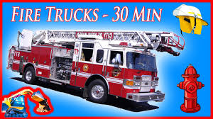 Kids Fire Truck Compilation | 30 Minutes | Machines For Children ... Fire Engine Song For Kids Truck Videos For Children Youtube My Matchboxcode 3 Truck Display Ralph And Rocky Trucks Vehicle Songs And Vehicles Emergency The Picture Heroes Of World War Ii The Austin K2 Cobraemergencyvideos Europe Fire Truck For Kids Power Wheels Ride On Game Cartoons Firefighters Rescue 1 Hour Compilation Monster Bulldozer Racing Car Lucas