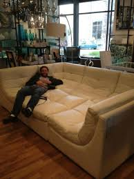 Found the ultimate couch bed thing