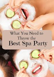Spa Party Ideas For Tweens Complete Guide From 11 To 13 Year Old
