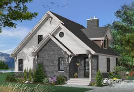100 Www.homedesigns.com Drummond House Plans On Twitter Modern Rustic Chalet 3