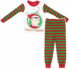 christmas baby apparel pajamas for boys and girls