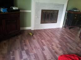 Laminate Flooring With Pre Attached Underlayment by 100 12mm Laminate Flooring With Pad Cfs Charterfield Whisper
