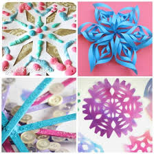 25 Snowflake Crafts Activities And Treats
