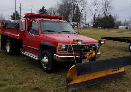 100 Truck With Snow Plow For Sale Update Village Of Dupont On Of Continental ENews