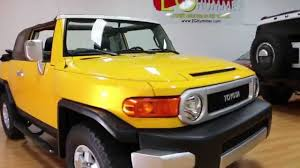 SOLD~~2008 Toyota FJ Convertible For Sale~Very Rare Beautiful Truck ...