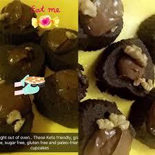 Indian Fashion Blog Keto Friendly Low Carb Grain Free Chocolate Cupcakes