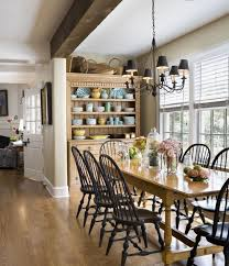 Farmhouse Dining Room Awesome With Photos Of Painting Fresh In Ideas