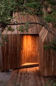100 Tree House Studio Wood Wee Studio Divisare