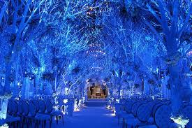 Ceremony Decor 136390 A Truly Magical Winter Wonderland Wedding