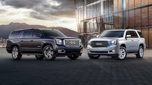 Small, Mid-Size & Full-Size SUVs | GMC