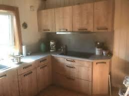 details zu küchen gebraucht mit elektrogeräten