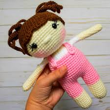 Pixie Moon Knitted Doll Pattern Knitted Doll Patterns Dolls And