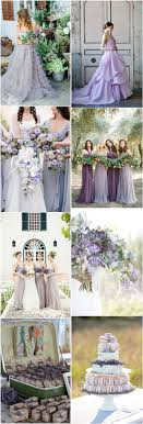 Lavender Wedding Color Ideas Purple And Themes